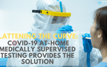 Flattening the Curve COVID-19 at Home Medically Supervised Testing Provides the Solution